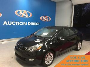 2012 Kia Rio EX+ (M6), SUNROOF, HEATED SEATS, BACK UP CAM, FINA