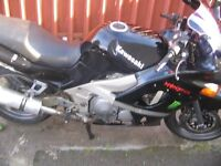 hi heres my 600cc kawasaki zzr great bike