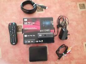 WDTV Live Media Streamer & Player