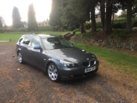 BMW 525D SE TOURING AUTO
