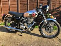 BSA Gold Star 1958 DBD 34 clubmans