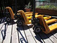 Pallet Trucks (ex lease)