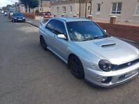 Subaru full sti replica (non turbo)