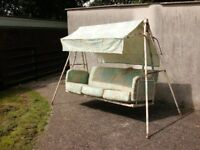 wilverley idler swing chair / seat project