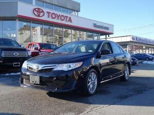 2014 Toyota Camry Upgrade Package