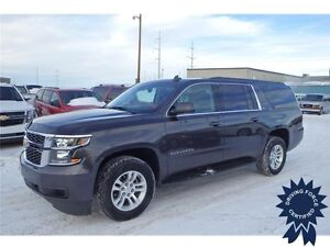 2016 Chevrolet Suburban LT 4x4 Eight Passenger, 34,391 KMs, 5.3L