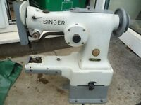 Cylinder Arm Singer 107 G 53 Industrial sewing machine
