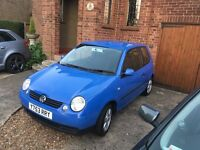 2001 VW Lupo Very clean car, perfect for learner / first car, recently serviced and 11 months MOT