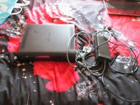 XBOX 360 ELITE 120 GB CONSOLE COMES WITH POWER SUPPLY,HDMI LEAD,NO CONTROLLER IN WORKING ORDER