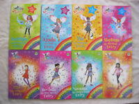 Rainbow Magic Books Bundle 8 in total
