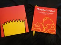 Simpsons World The Ultimate Episode Guide Seasons 1-20 Hardback Book With Case