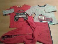 Boys 18 - 24 Month 17 Item Clothes Bundle