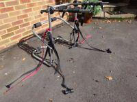 Halfords 3 Bike Rear Mounting Rack