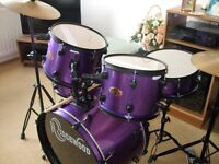RIDGEWOOD FIVE DRUM KIT