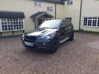 BMW X5 * Full Service History * Professional Remap 300 Bhp * Fully Loaded *