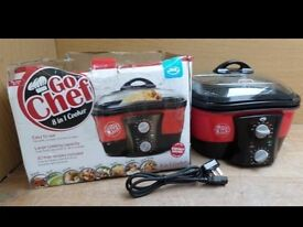 Looking for a Go Chef multi cooker