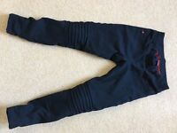 Motorbike trousers, kevlar leggings