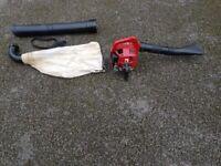 Robin vacuum blower Japan, not Stihl