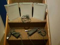 3 working xbox consoles