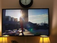 Samsung led full hd 3D tv 40 inch with box