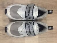 Shimano TR30 SPD-SL Shoes used Size 37 - £30.00