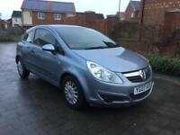 2007 Vauxhall Corsa 1.2 (recent timing chain)