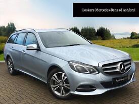 Mercedes-Benz E Class E220 BLUETEC SE (silver) 2016-05-10