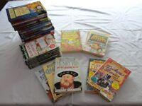 37 book Bundle!! HORRIBLE HISTORIES, DEAD FAMOUS, THE KNOWLEDGE