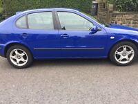 ** REDUCED RELIABLE SEAT LEON ***