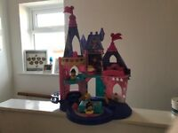 Little people princess castle Disney