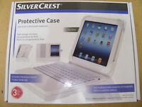 iPad New Protective Case + keyboard