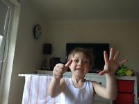 Live-in au pair for six-year-old boy needed, London, zone 2