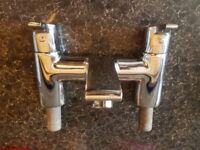 Bath mixer tap - Chrome - Excellent condition - Brand new
