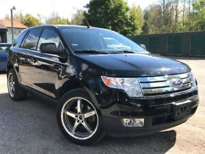 2008 Ford Edge Limited AWD Pano Sunroof Leather