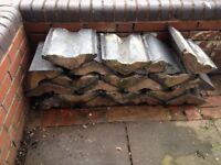 Coping Stones Victorian Style x 20pc