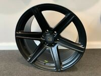 """20""""x 9.5 Hawke Ridge alloy wheels and tyres (6x139) Suitable for most Ford Ranger models"""