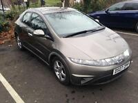 Honda Civic 5dr 1.8 petrol