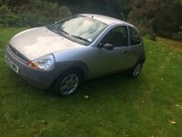 1.2 2003 ford ka 7 months mot very reliable car full alloys no knocks nothing very reliable clean