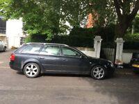 Audi A6 Avant CVT 2.5 tdi 163bhp 2003