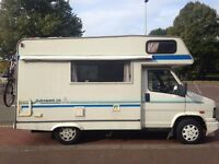 Talbot Eldiss Autoquest 270 1993 4 Berth MOT May 2017 tidy and ready to go