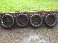 Range Rover tyres, Land Rover discovery 255 55 19 pirelli scorpion zero set