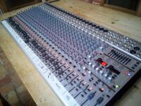 Behringer Eurodesk SL3242FX-Pro Mixer Mixing Desk