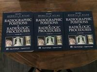 X-Ray Merrill's atlas of radiographic positioning