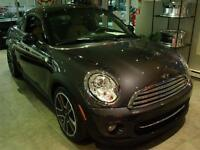 2014 Mini Cooper Coupe AUTO-SIEGES-MAGS