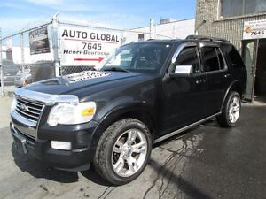 2010 Ford Explorer Limited V8 CUIR TOIT OUVRANT MARCHE PIED ELEC