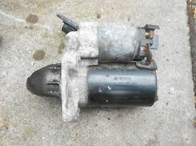 Ford 1.6 petrol starting motor
