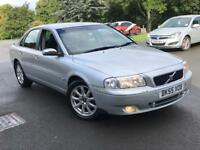 VOLVO S80 D5 SE LUX AUTOMATIC FULL SERVICE HISTORY NO OFFERS
