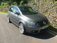 Volkswagen Golf Plus 2.0 TDI PD GT 5dr £3,495