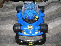 Kids Embrace Batman Baby Walker
