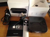 Apple TV 3rd generation - Used in Very good condition